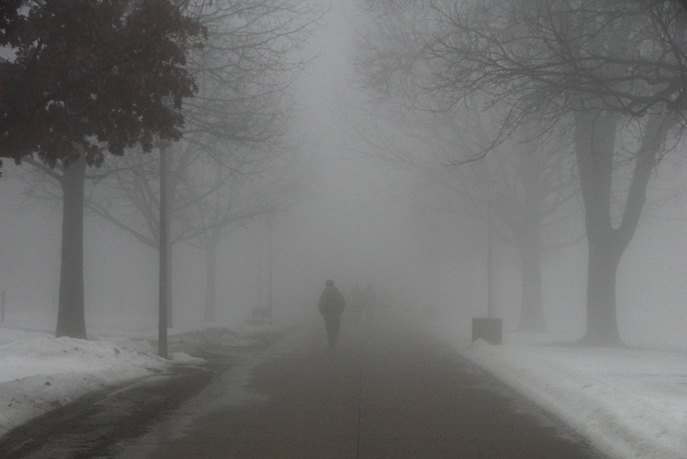 Dagens digt: Tåge