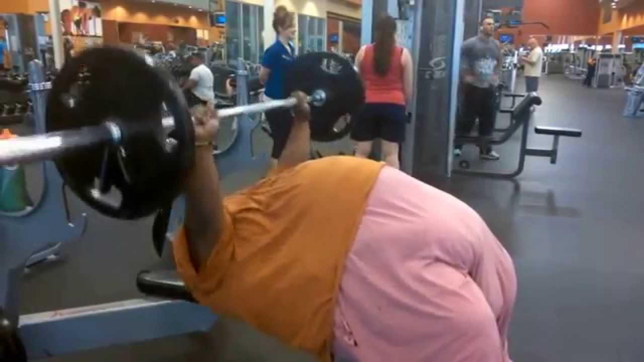 Gæstebrok: Tykke Trunter i Træningstemplet